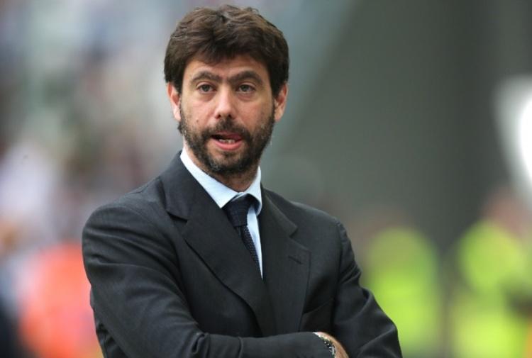 Juventus, Andrea Agnelli: