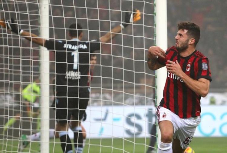 Milan, quante sofferenze per battere una big: 2-1 contro la Lazio