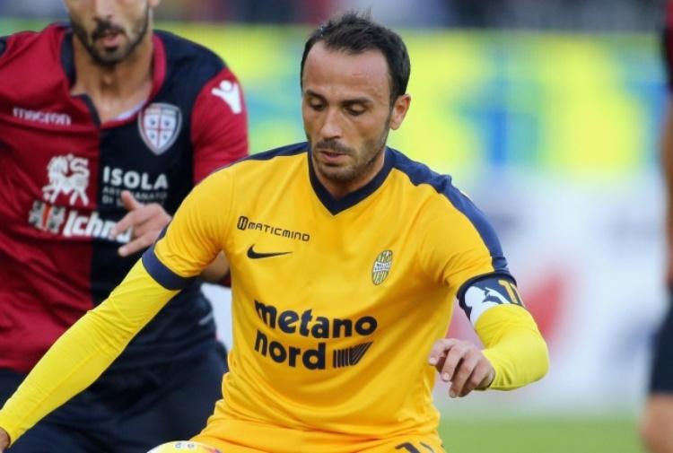 Calciomercato Verona, Pazzini in prestito al Levante