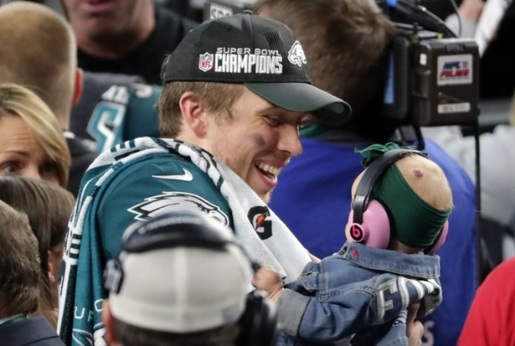 Super Bowl NFL, Foles: 'E' incredibile'