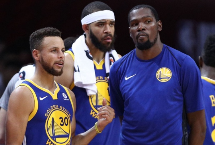 NBA, Golden State si diverte