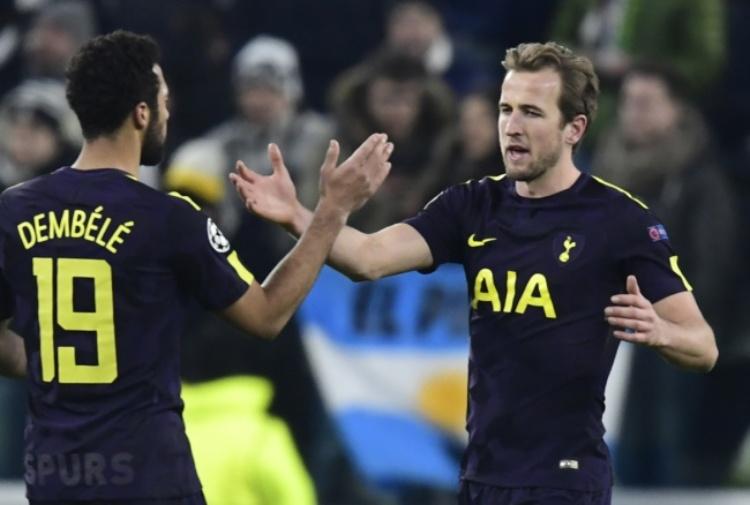 Juventus rimontata dal Tottenham allo Stadium: finisce 2-2