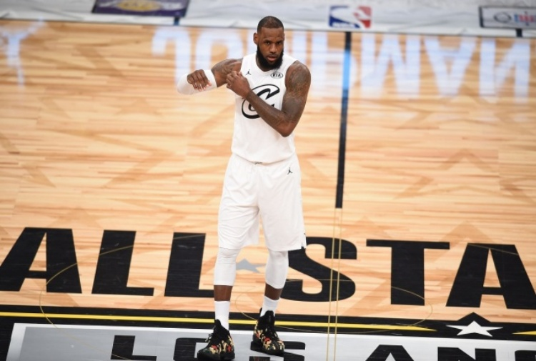 All Star Game NBA, trionfa il teamJames