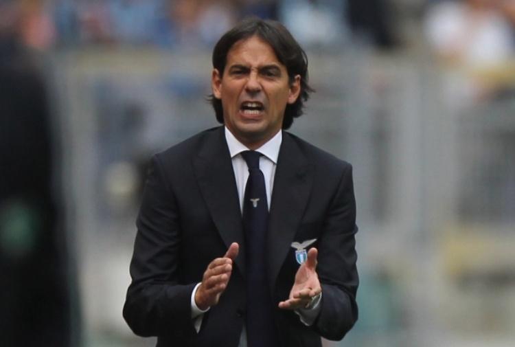 CONFERENZA di Inzaghi su Lazio Hellas :