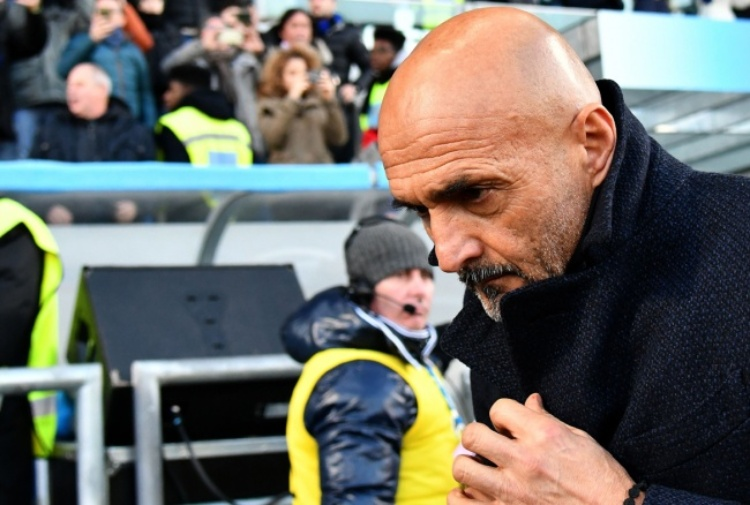 Inter-Benevento, Spalletti: