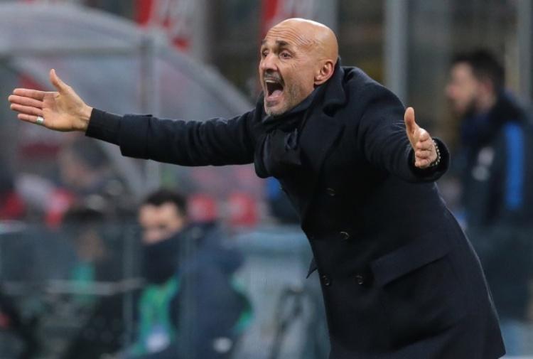Inter-Benevento, De Zerbi contro l'arbitro: