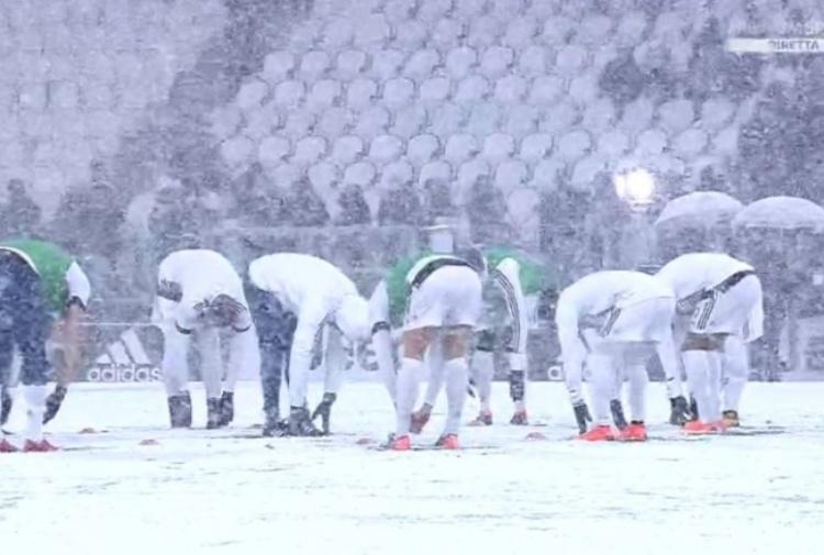 SERIE A, Juventus-Atalanta rinviata: la data del recupero dipende dalla Champions