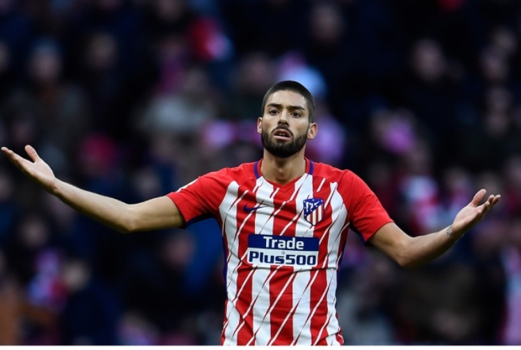 Carrasco saluta l'Atletico Madrid