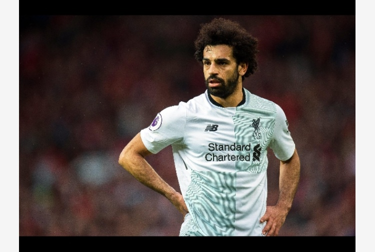 Liverpool 'blinda' Salah, costa 228 mln