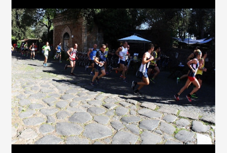 Atletica: Roma Appia run con vista derby