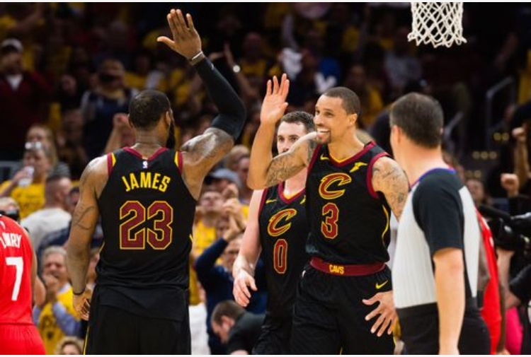 Cleveland in finale di Conference, Phila riduce sul 3-1