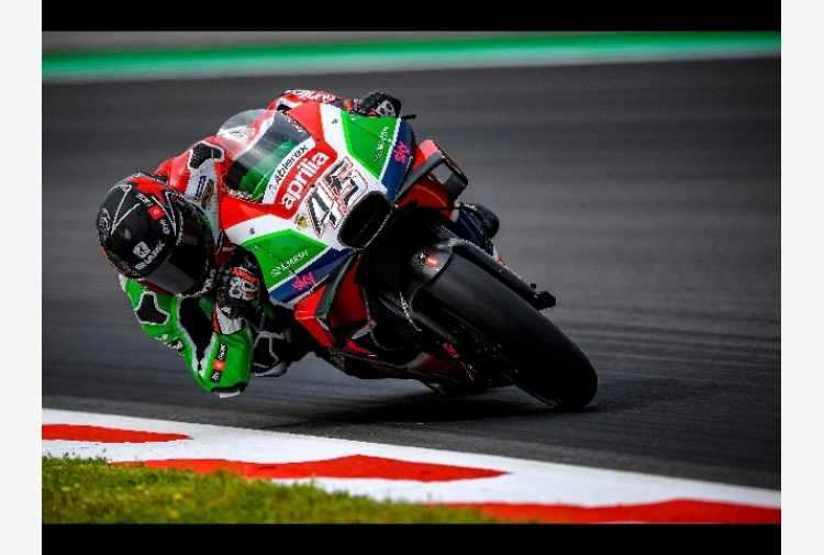 Gp Catalogna:Aprilia a punti con Redding