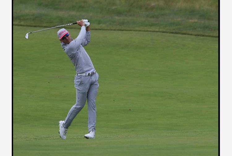Golf: Scottish Open, sfilata di star