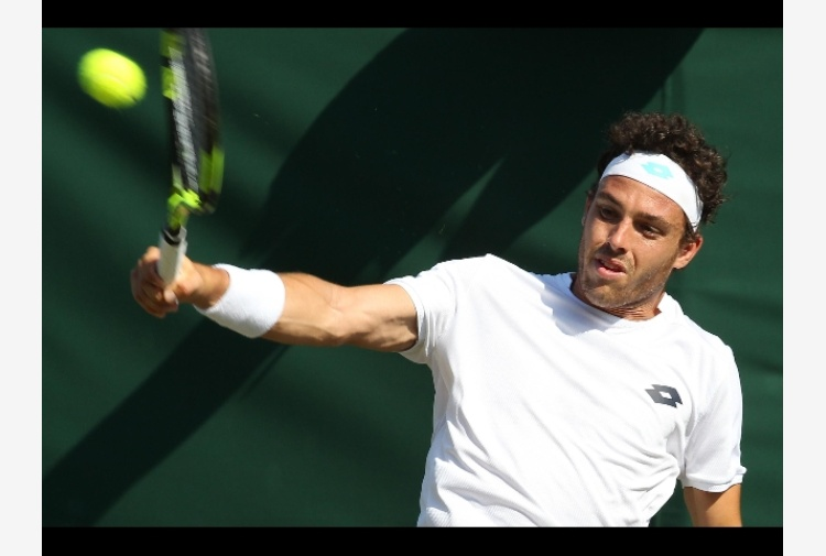 Tennis: Us Open, Cecchinato eliminato