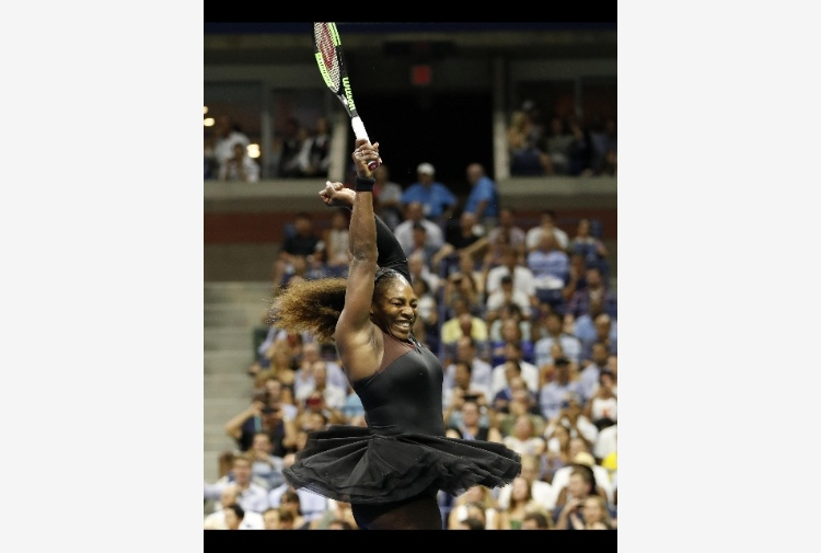 Tennis: Us Open,S.Williams in semifinale