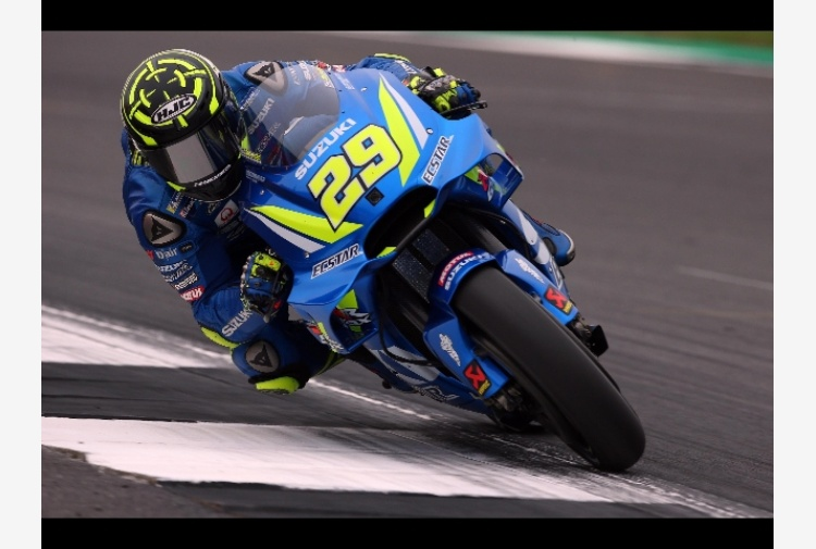 Aragon: Iannone svetta nel Warm Up