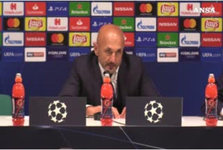 Champions: 1-1 per Napoli e Inter con Psg e Barcellona - Tiscali Sport