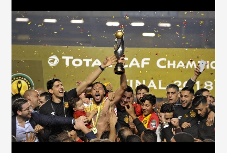Tunisi campione d'Africa,3-0 all'Al Ahly