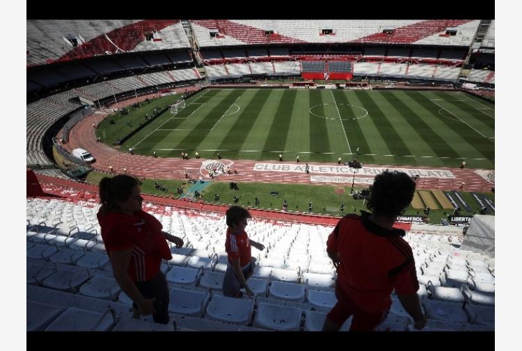 Coppa Libertadores, la finale River-Boca si giocherà fuori dall'Argentina
