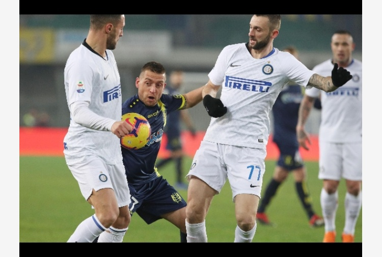 Serie A: Chievo-Inter 1-1