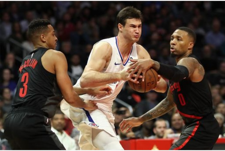 SuperGallinari regala il derby di Los Angeles ai Clippers