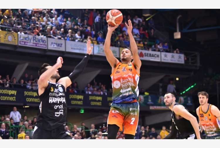 Jaime Smith è il Manì Mvp della semifinale di Final Eight