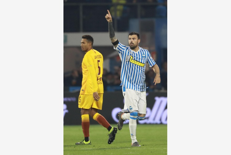 Serie A: Spal-Roma 2-1