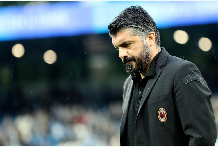 Milan, si è dimesso Gattuso: il comunicato del club