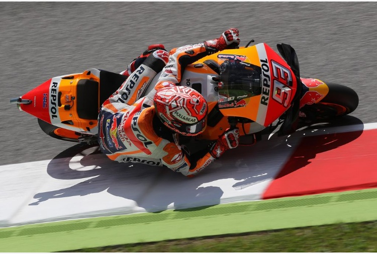 Gp Germania, Marquez: 'La strategia è stata perfetta'