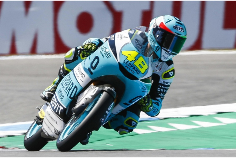 Moto3, Dalla porta vince gp Germania