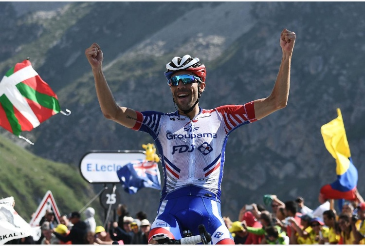Pinot vince sul Tourmalet