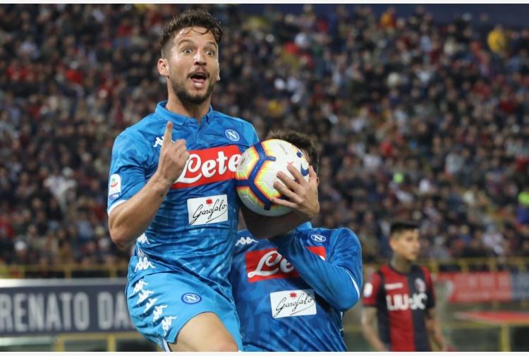 Il Napoli vince a Marsiglia. Rissa sfiorata tra Payet e Insigne