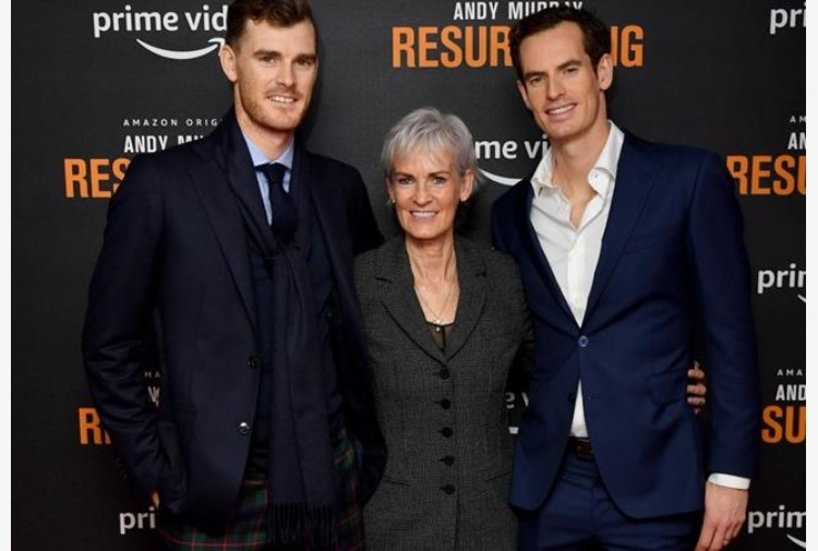'Resurfacing': il senso di Murray per il tennis in un film