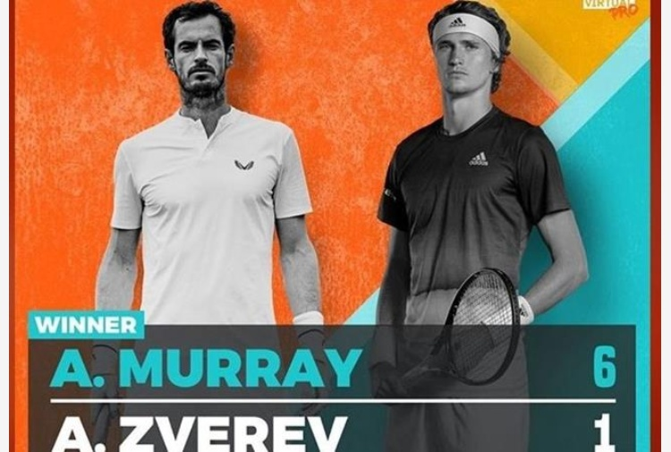 Madrid Open in videogame: Murray o Tsitsipas il n.1?
