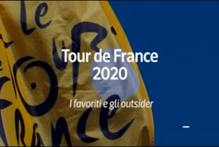Tour de France 2020: i favoriti e gli outsider