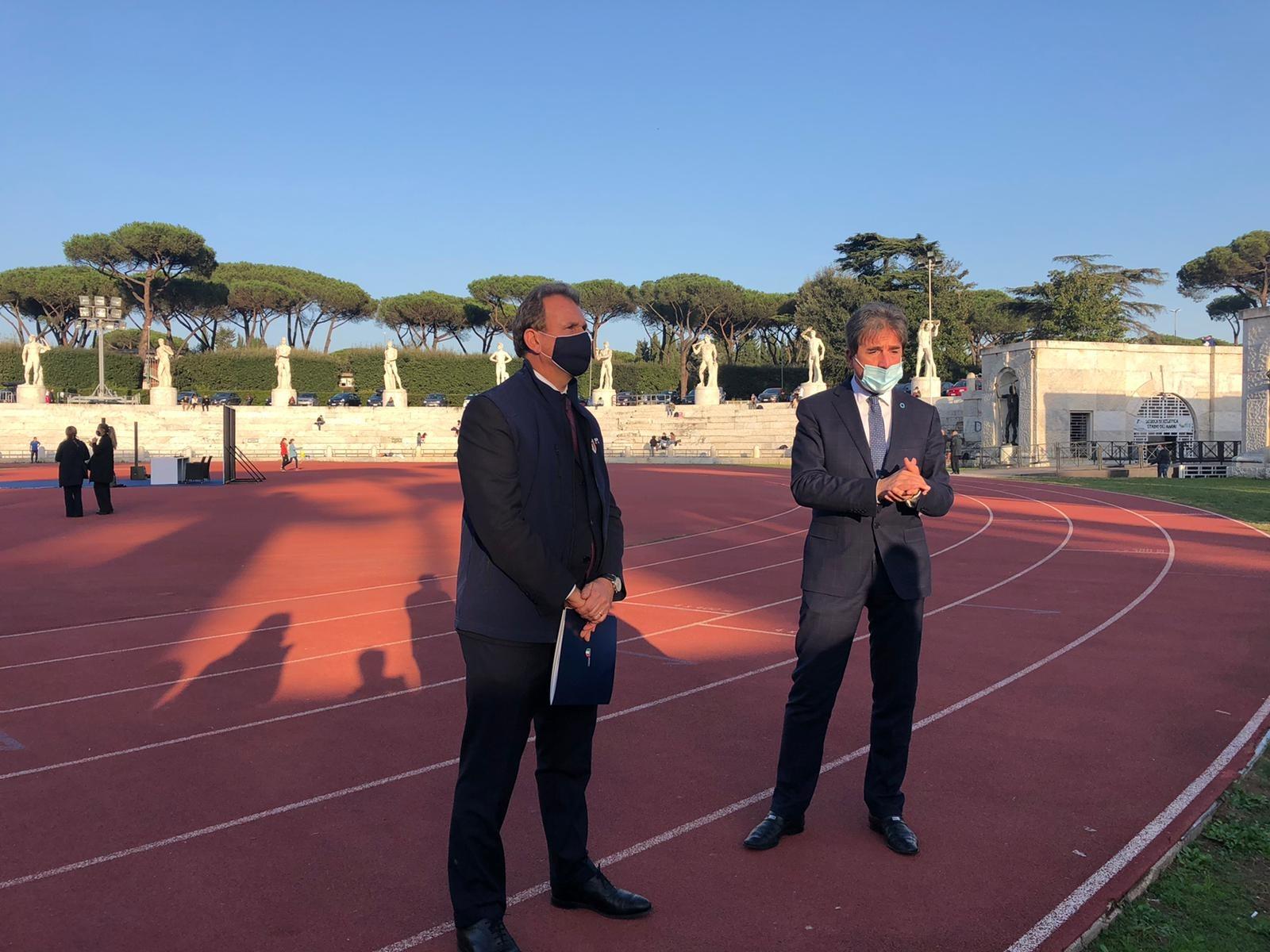 Cozzoli Con Sport Nei Parchi Italia Palestra A Cielo Aperto Tiscali Sport