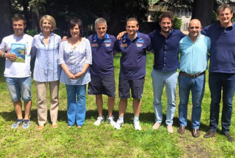 Basket e volley in Valchiavenna
