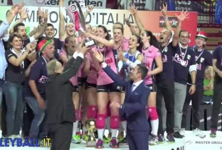 A1 donne volley: ecco il calendario