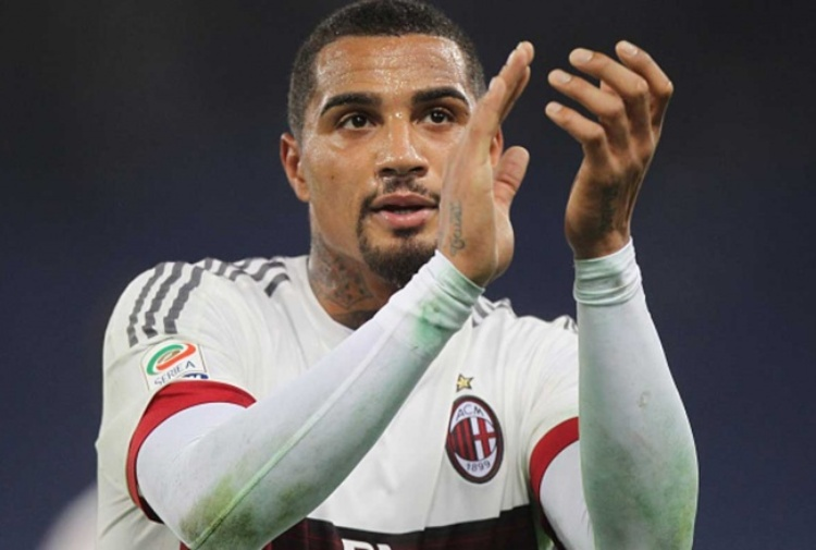 Milan-Carpi, Miha spera in Boateng