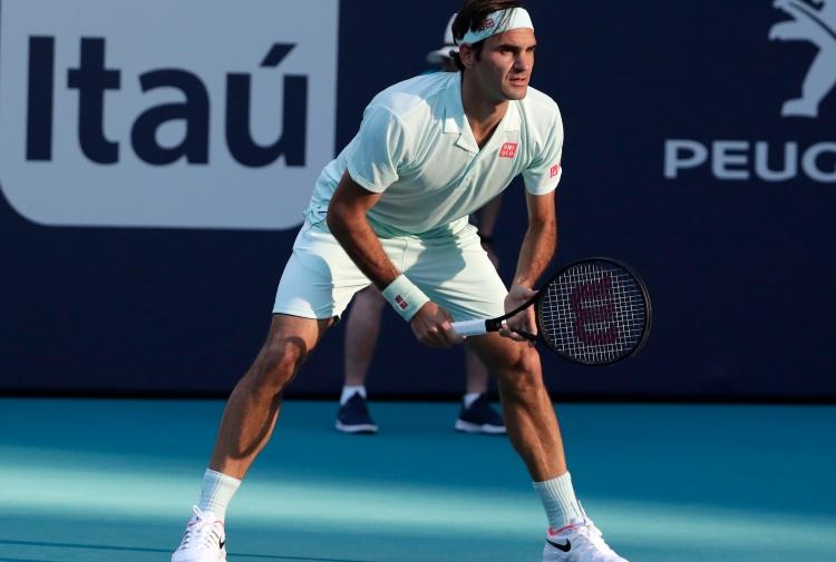 ATP Roma Roger Federer ha deciso'Presente agli Internazionali d'Italia