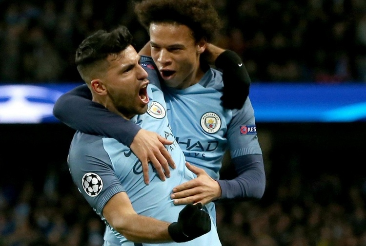 Partita incredibile a Manchester: il City vince in rimonta sul Monaco. Atletico ok