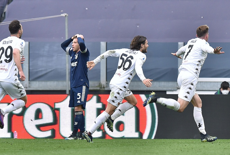Ricaduta Juve, Gaich firma l'impresa Benevento. Ok Lazio e Samp - Tiscali  Sport