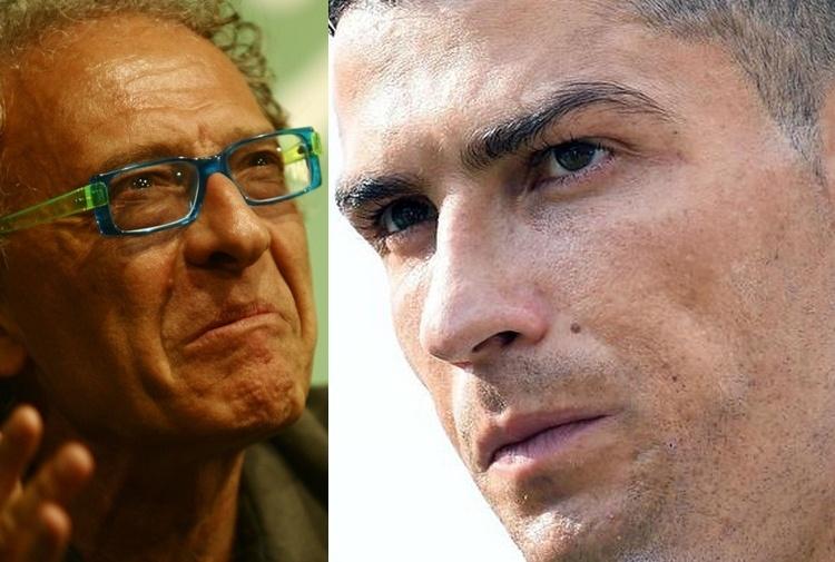 Mughini difende Ronaldo: 'Nessuno stupro, è stato solo un rapporto non consenziente'