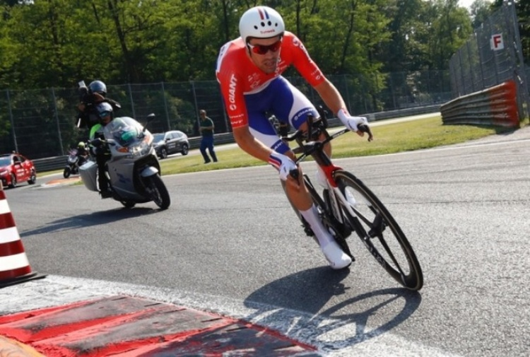 L'olandese Tom Dumoulin