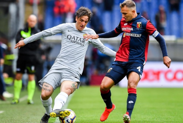 La Roma si butta via e fa 1-1 in casa del Genoa