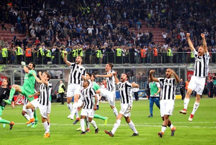 La Juventus verso lo scudetto (di E. Micalich)
