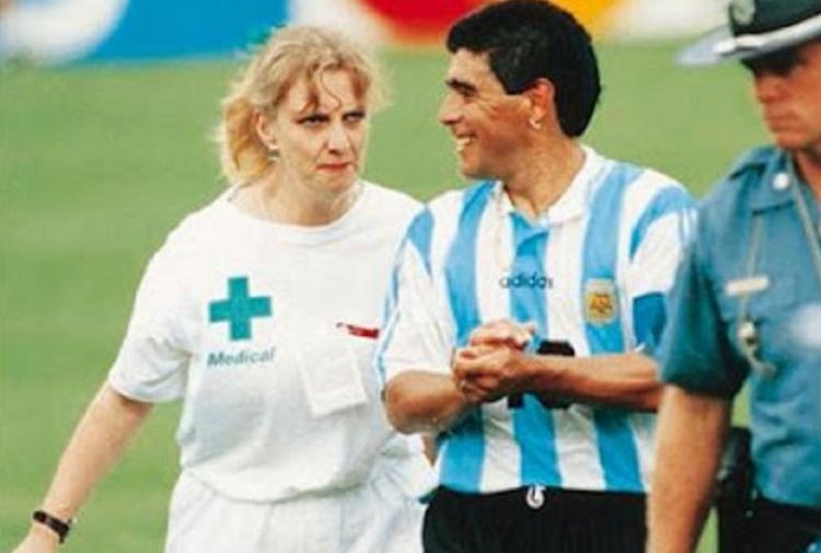 """Usa '94, complotto contro Maradona e l'Argentina"""" - Tiscali Sport"""