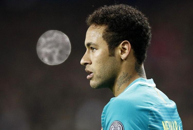 PSG, ecco Neymar: