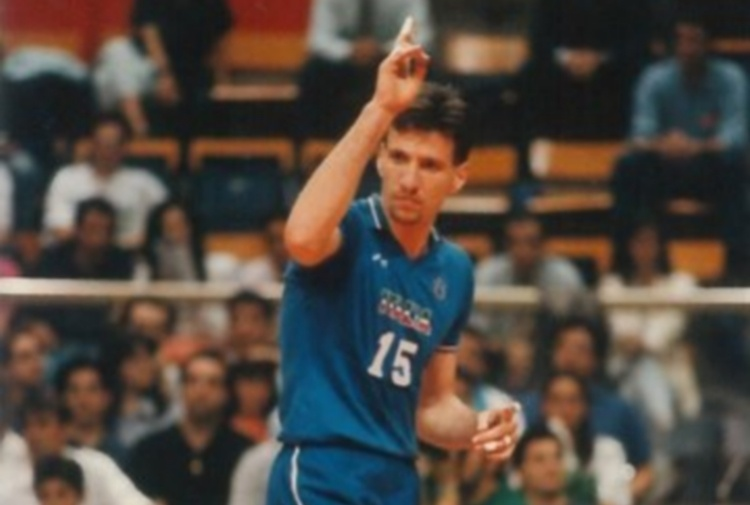 Michele Pasinato (foto Federvolley.it @Federvolley)