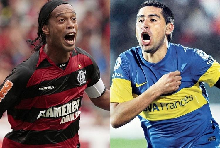 Ronaldinho e Riquelme alla Chapecoense?